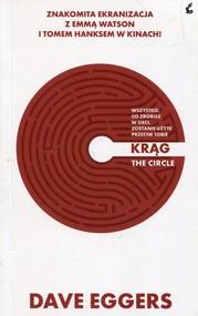 okładka Krąg, Książka | Dave Eggers