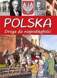 okładka Polska Droga do niepodległości, Książka | Artur Jabłoński