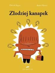 okładka Złodziej kanapek, Książka   Andre Marois, Patrick Doyon