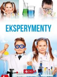 okładka Eksperymenty dla dzieci, Książka   Opracowanie zbiorowe