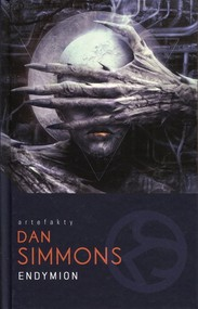 okładka Endymion artefakty, Książka | Simmons Dan
