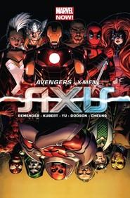okładka Avengers i X-Men Axis, Książka | Rick Remender, Adam Kubert, Leinil FrancisYu, Terry Dodson, Jim Cheung