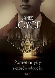 okładka Portret artysty z czasów młodości, Książka   James Joyce