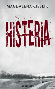 okładka Histeria, Książka | Cieślik Magdalena