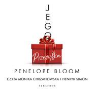 okładka JEGO PRZESYŁKA, Audiobook | PENELOPE BLOOM