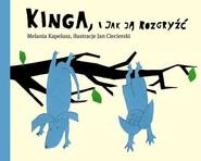 okładka Kinga i jak ją rozgryźć, Książka   Kapelusz Melania