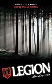 okładka Legion, Książka | Elżbieta Cherezińska