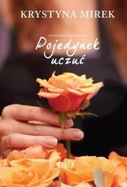 okładka Pojedynek uczuć, Książka | Krystyna Mirek