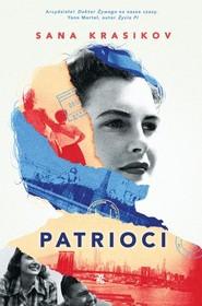 okładka Patrioci, Książka | Krasikov Sana