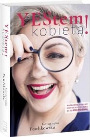 okładka YEStem kobietą, Książka | Katarzyna Pawlikowska