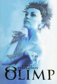 okładka Olimp, Książka | Simmons Dan
