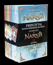 okładka Opowieści z Narnii T 1-7, Książka   Clive Staples Lewis