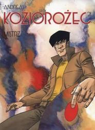 okładka Koziorożec 21 Mistrz, Książka | Andreas