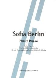 okładka Sofia Berlin, Książka | Dojnow Płamen