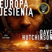 okładka Europa jesienią, Książka | Dave Hutchinson