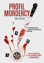 okładka Profil mordercy, Książka | Britton Paul