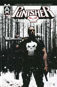 okładka Punisher Max Tom 4, Książka | Garth Ennis