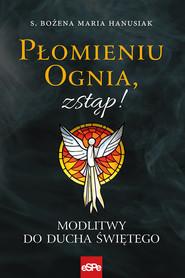 okładka Płomieniu Ognia, zstąp!, Książka | Bożena Maria Hanusiak