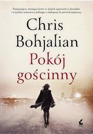 okładka Pokój gościnny, Książka | Chris Bohjalian
