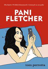 okładka Pani Fletcher, Książka | Tom Perrotta