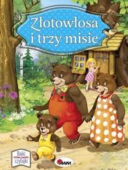 okładka Złotowłosa i trzy misie, Książka |