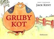 okładka Gruby kot, Książka | Kent Jack