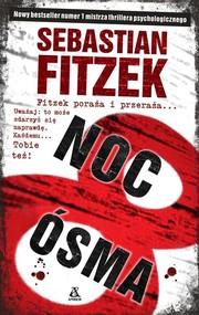 okładka Noc Ósma, Książka | Sebastian Fitzek