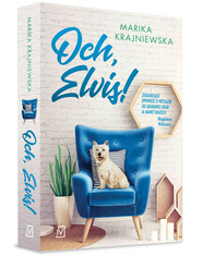 okładka Och, Elvis!, Książka | Marika Krajniewska