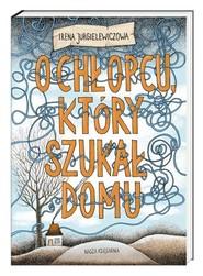 okładka O chłopcu który szukał domu, Książka | Irena Jurgielewiczowa