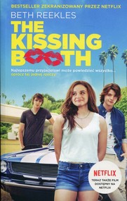 okładka The Kissing Booth, Książka | Reekles Beth