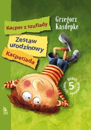 okładka Zestaw urodzinowy, Ebook | Grzegorz Kasdepke