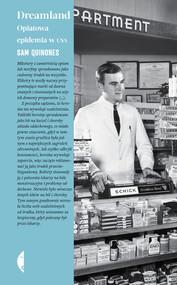 okładka Dreamland Opiatowa epidemia w USA, Książka | Quinones Sam