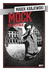 okładka Mock. Pojedynek, Książka | Marek Krajewski