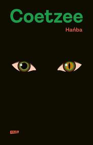 okładka Hańba, Książka | Maxwell Coetzee John