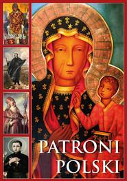 okładka Patroni Polski, Książka | Maryon-Golonka Joanna