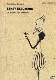 okładka Sensy błądzenia, Książka | Barbaruk Magdalena