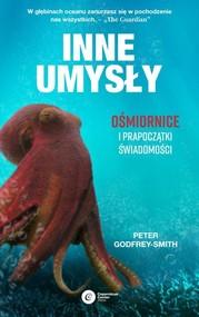 okładka Inne umysły Ośmiornice i prapoczątki świadomości, Książka | Godfrey-Smith Peter