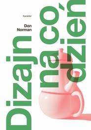 okładka Dizajn na co dzień, Książka | Norman Don