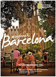 okładka Przystanek Barcelona, Książka   Katarzyna Wolnik-Vera