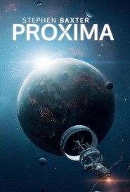 okładka Proxima, Książka | Stephen Baxter