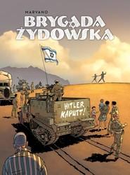 okładka Brygada Żydowska, Książka | Marvano Marvano