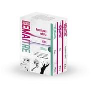okładka Pakiet Koronkowa robota Alex Ofiara, Książka | Pierre Lemaitre