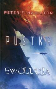 okładka Pustka Tom 3 Ewolucja, Książka | Peter F. Hamilton