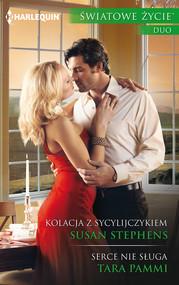 okładka Kolacja z Sycylijczykiem, Książka | Susan Stephens