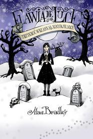okładka Trzykroć wrzasnął kocur szary, Książka | Bradley Alan