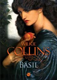 okładka Basil, Książka | Wilkie Collins
