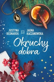 okładka Okruchy dobra, Książka | Justyna Bednarek, Jagna Kaczanowska