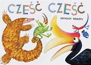 okładka Cześć cześć, Książka | Wenzel Brendan