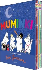 okładka Muminki Wielka kolekcja (8), Książka | Tove Jansson