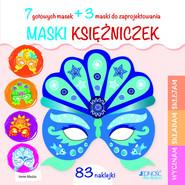okładka Maski księżniczek, Książka | Mazza Irene